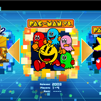 Namco Museum Is Getting Pac-Man Vs. For The Switch