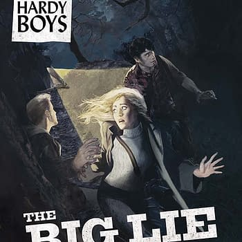 Writers Commentary: Anthony Del Col Talks Nancy Drew &#038 The Hardy Boys: The Big Lie #4
