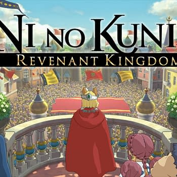 The JRPG-est of JRPGs: Hands On With Ni No Kuni II At E3