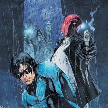 Nightwing Vs Red Hood In The Latest DC Versus