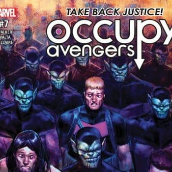 Occupy Avengers #7 Review – A Van-Tastic Voyage Into A Skrull Conflict