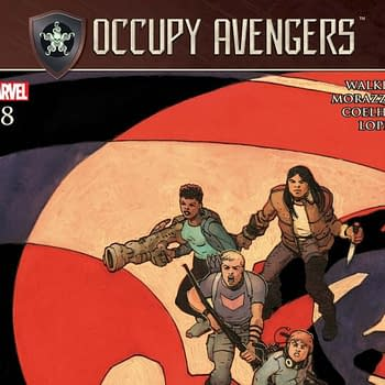Occupy Avengers #8 Review: This Is What Secret Empire Needed