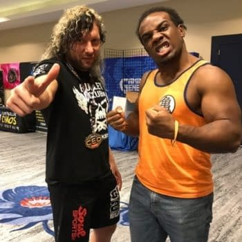 CEO's Royal Rumble Features Xavier Woods & Kenny Omega Return For 'Tekken 7'