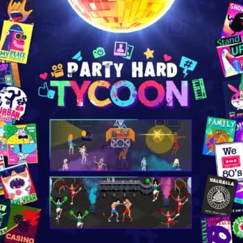 TinyBuild Unleashes An Alpha Of 'Party Hard Tycoon'