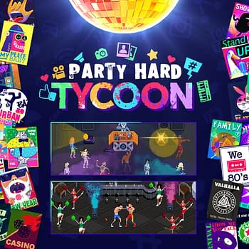 TinyBuild Unleashes An Alpha Of Party Hard Tycoon