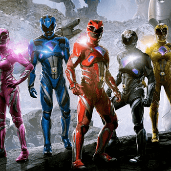 Power Rangers Honest Trailer May Make Me Watch The Movie