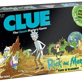 Weve Hit The Apex Morty A Rick And Morty Version Of Clue Is Coming