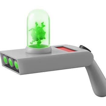 Need A Rick And Morty Portal Gun Of Course You Do