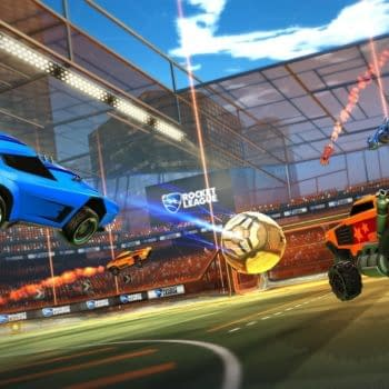 New Items Coming to Rocket League… and Its Name Is John Cena!