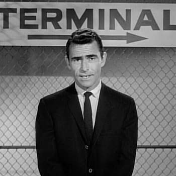 CBS Bringing The Twilight Zone Revival To All Access (UPDATE)