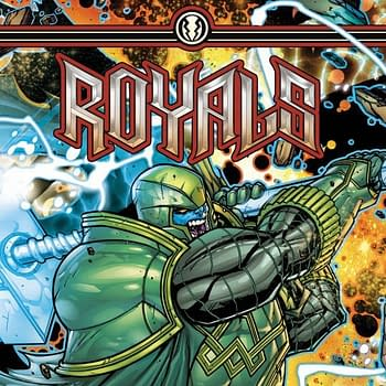 Royals #4 Review: Little Head Big Arms Little Story