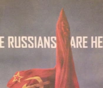 The Russians Are Here &#8211 The Ad Running In New York Los Angeles And Washington