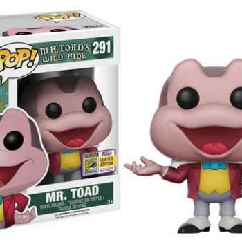 Funko SDCC Exclusives Wave 8- All The Disney You Can Handle