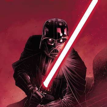 In Todays Darth Vader Comic We Discover Just Why Sith Lightsabers Are Red