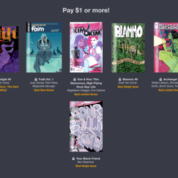 Tired Of Feeling Like An Uncultured Ignoramus? The Latest Humble Bundle Showcases 2017's Eisner Nominees