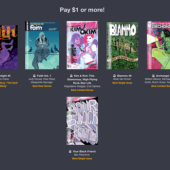 Tired Of Feeling Like An Uncultured Ignoramus The Latest Humble Bundle Showcases 2017s Eisner Nominees