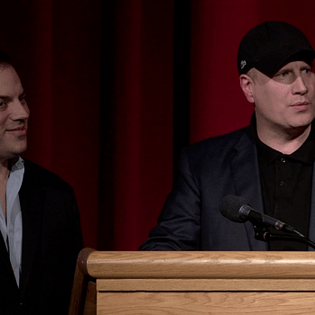 Marvels Kevin Feige Dominates Richard Donner Tribute With 53% Of Total Talk Time Over DCs Geoff Johns
