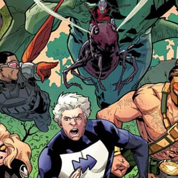 Secret Empire: Underground #1 Review- A Great Self-Contained Adventure