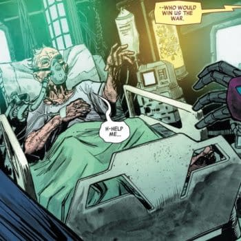 Who's The Old Dude? Secret Empire Mindless Speculation