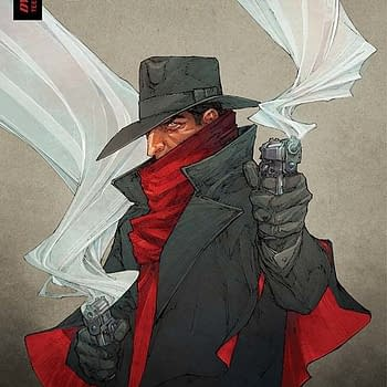 Exclusive Look Inside The Shadow #1 By Si Spurrier And Daniel HDR