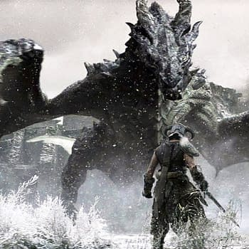 Elder Scrolls V: Skyrim Final Quest Has Taken Flight