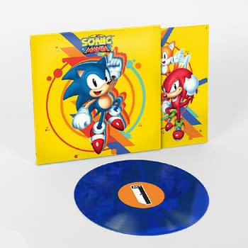SEGA Finally Announced The Sonic Mania Vinyl Album In America