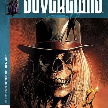 Writers Commentary &#8211 Ray Fawkes Talks The Sovereigns #2 And That He Does Like Doctor Spektor