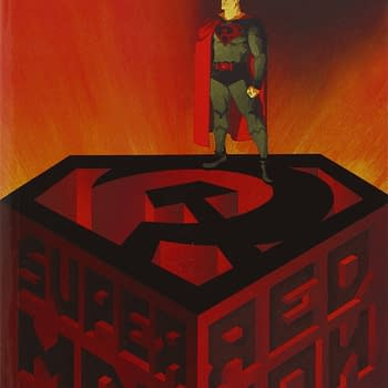 Mark Millar: Warner Bros Is Talking To Directors About A Superman: Red Son Movie