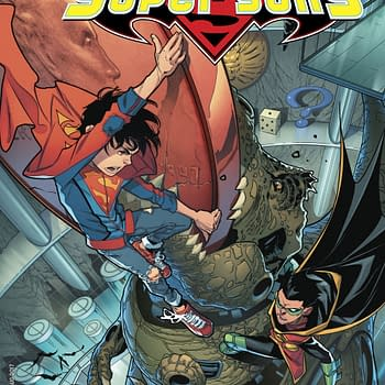 Super Sons #5 Review &#8211 Classic Fun Comics
