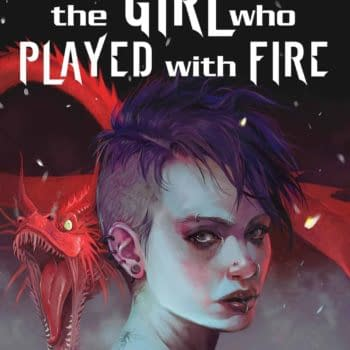 Titan Comics' Crime Solicits For September 2017, Including The Girl Who Played With Fire