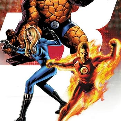 Marvel Comics Teases The Fantastic Three