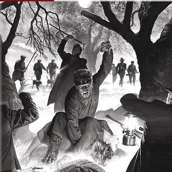 Steelbook Heaven: Alex Ross Art Adorns New Universal Monsters Blu Ray Steelbooks