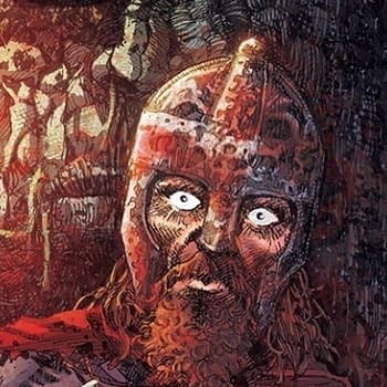 Unholy Grail #1 Review- A Grim And Lovecraftian Twist On The Arthurian Legend