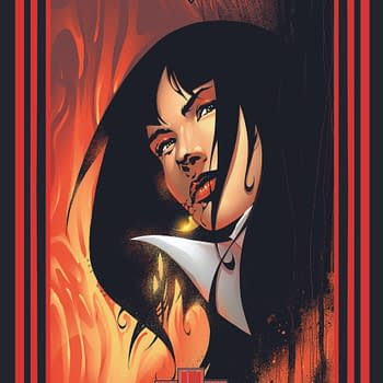 Dynamite To Expand The Arcana With Three Unique Cards In The Vampirella Tarot Deck