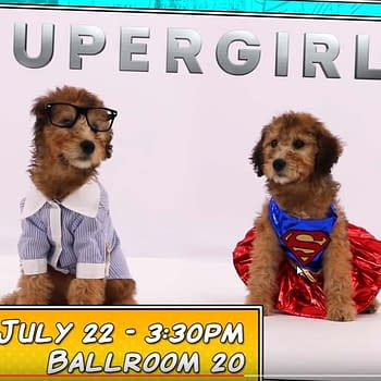 WBTV Releases Their Comic-Con Schedule Using Dogs
