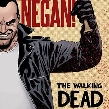 Image To Collect The Walking Dead: Heres Negan From Image Plus As Hardcover In October