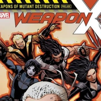 Weapon X #4 Review – Big, Empty Action And A Gun-Toting Logan