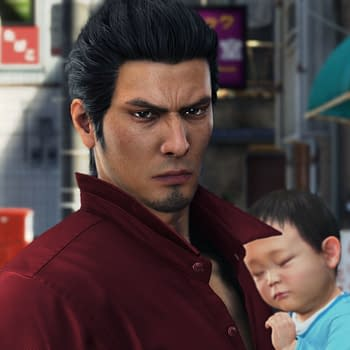 Yakuza 3 4 and 5 Could See Current Gen Console Treatment