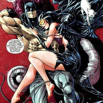 Can DC Comics Stop Batman And Catwoman Getting Married Again