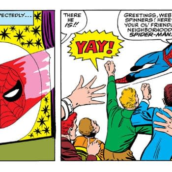 "The Secret Origin Of Spider-Man's ""Friendly Neighborhood"""