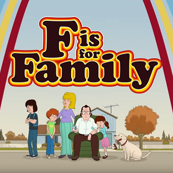 R Is For Renewed: Netflix Sets F Is for Family Season 3