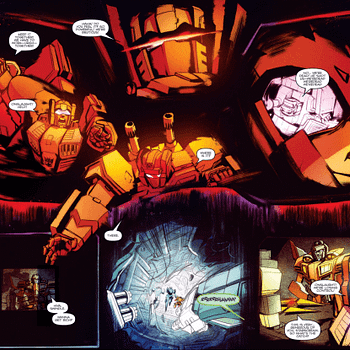 Mairghread Scott Announces Transformers: Till All Are One Cancelled With #12 &#8211 But There Will Be An Extra Annual To Follow