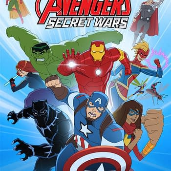 Weve Got The Six Marvels Avengers: Secret Wars Short Films Ahead Of Season 4 Premiere