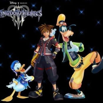 You Can Try Kingdom Hearts III at XO18 in November