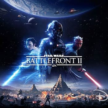 Watch Twelve Minutes Of Space Battle From Star Wars: Battlefront II