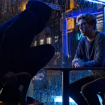 L and Light Get Character Posters For Netflixs Death Note