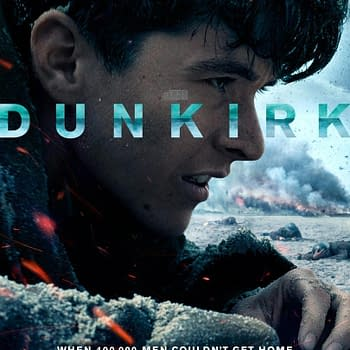 Four TV Spots and Three Banners For Dunkirk
