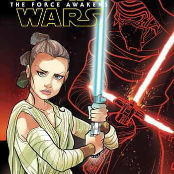 See A (Sort-Of) EXCLUSIVE Preview Of IDWs New Star Wars: The Force Awakens Young Reader Graphic Novel