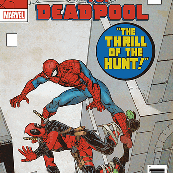 Marvel Legacy Covers Without The Animation – The Old 52 – But No Captain America?