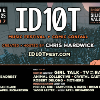 Chris Hardwick's Comedy Heavy Comic Festival Comes To Silicon Valley